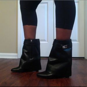 Givenchy Shoes - GiVENCHY BOOTS